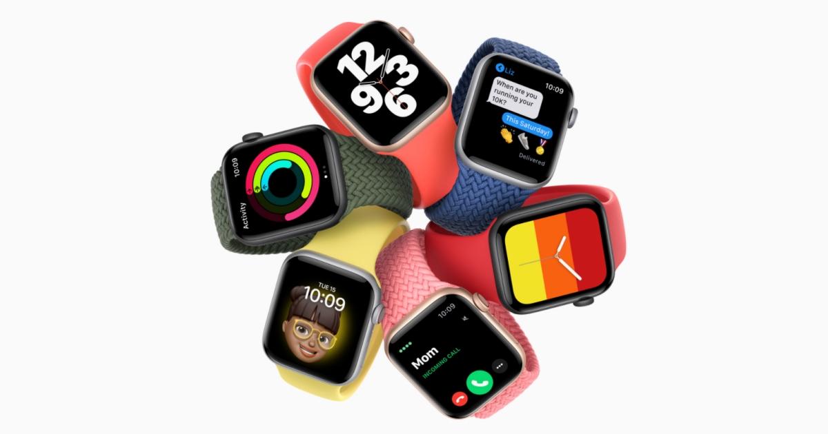 中華電信下週開賣全新 Apple Watch,開放申辦「手錶專用門號」服務