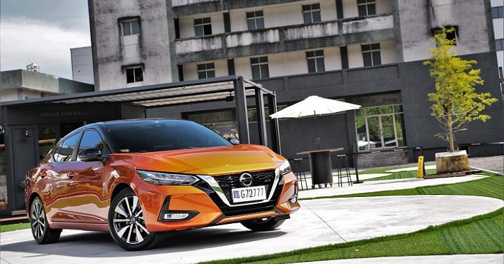 新世代 NISSAN SENTRA 大幅進化,預售價 74.9 萬元正式開賣