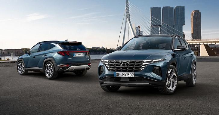 第四代 Hyundai Tucson 正式登場,台灣最快 2021 年上市