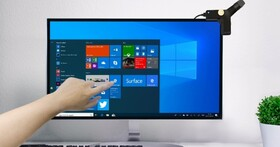 Bluever Hello X2光學觸控套件,支援任何螢幕戴手套也能滑