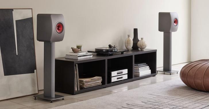 升級居家聽覺饗宴就靠它!KEF推出LS50 Meta書架型揚聲器、LS50 Wireless II 無線HiFi揚聲器