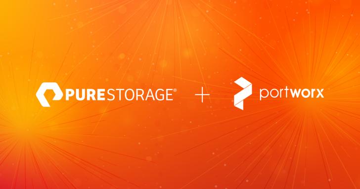 Pure Storage宣布併購Portworx,打造最完整Kubernetes資料服務平台
