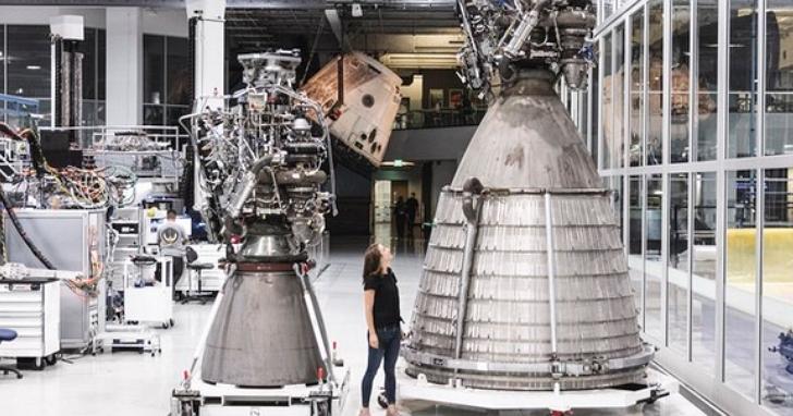 SpaceX釋出猛禽火箭發動機點火測試影片