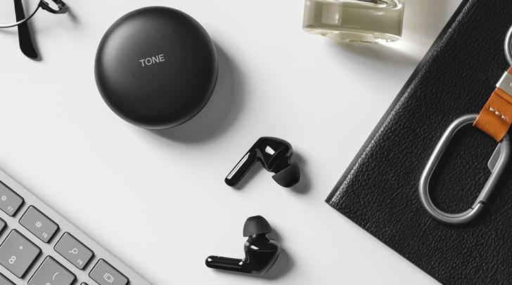自帶紫外線殺菌技術耳機再添一款!LG TONE Free FN6 上市,售價 5,490 元