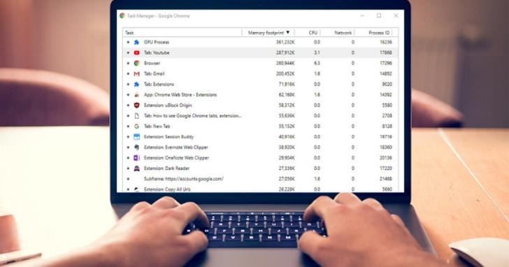 微軟解釋為何你只看一個網頁,卻會發現系統會調用多個瀏覽器的執行緒行程