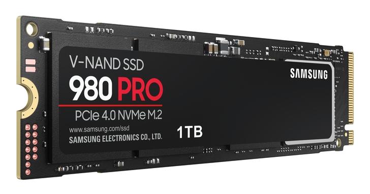三星發表 Samsung SSD 980 PRO,支援 PCIe 4.0 NVMe 規格,讀取速度達 7,000MB/s