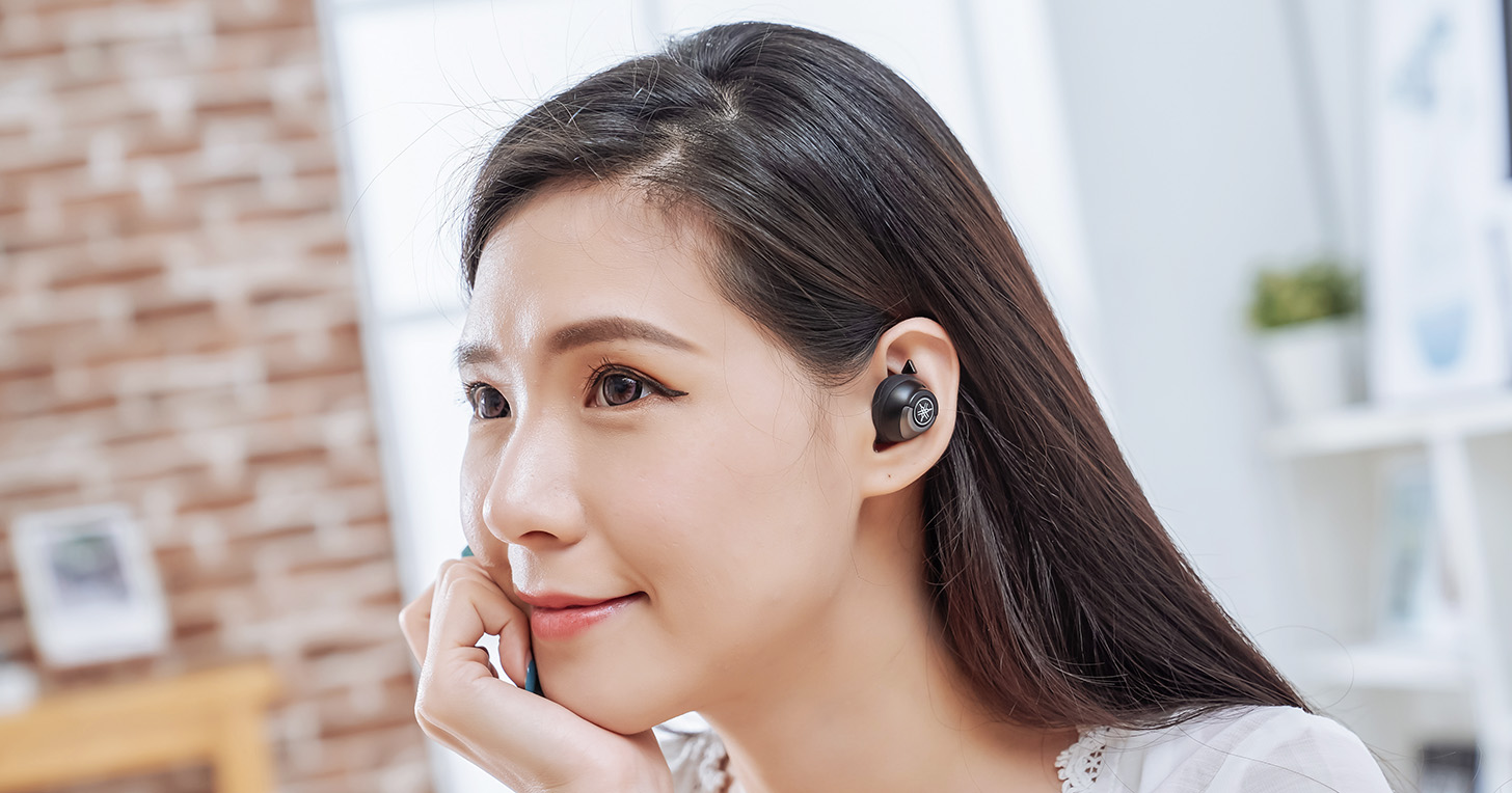 Yamaha TW-E7A 藍牙降噪真無線耳機試聽:智能優化音訊頻率,營造舒適無擾的聆樂體驗