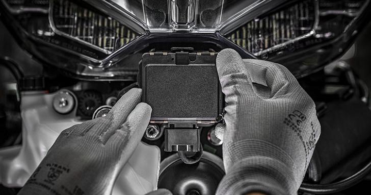 摩托車也要有 ACC 與盲點偵測!Ducati Multistrada V4 全球首配量產
