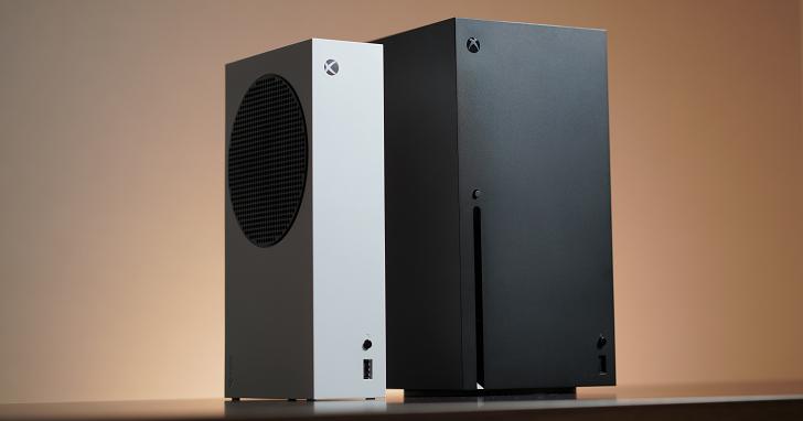 Xbox Series X/S 原型機外觀搶先開箱!直擺、橫擺都好看的次世代主機來了