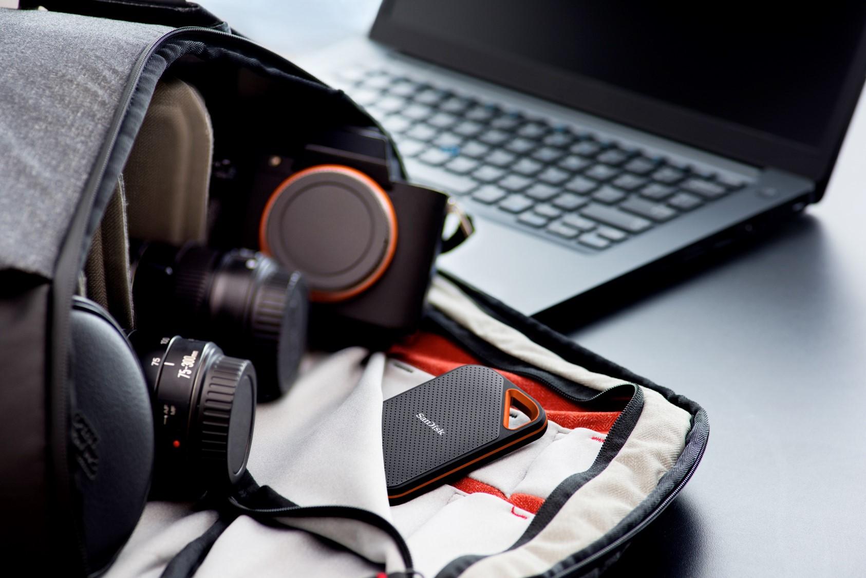 SanDisk Extreme行動固態硬碟系列改版再進化! 完美演繹高速與便攜的極致新品