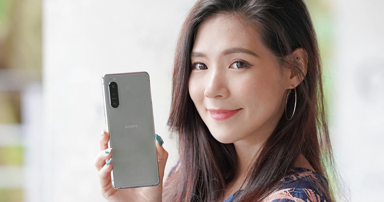 絕美日系輕旗艦 Sony Xperia 5 II 三鏡頭人像實戰