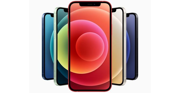 iPhone 12/12 mini 支援 5G、OLED 螢幕、5款顏色,售價 23,900 元起