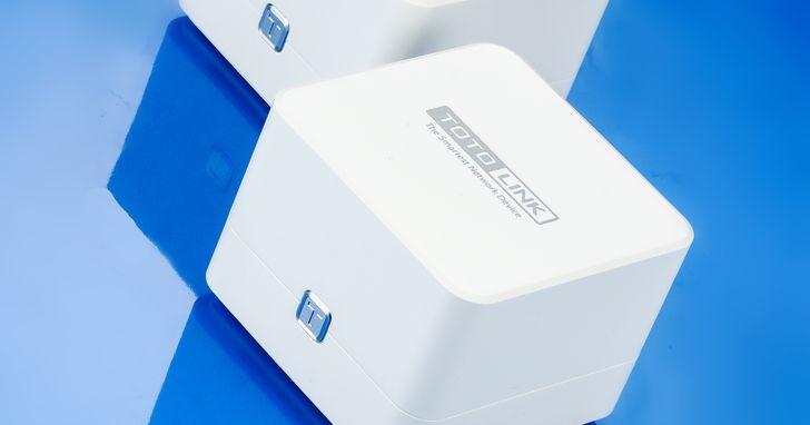 TOTOLINK T6 開箱評測: 價格不用兩張小朋友的 AC Mesh 無線路由器