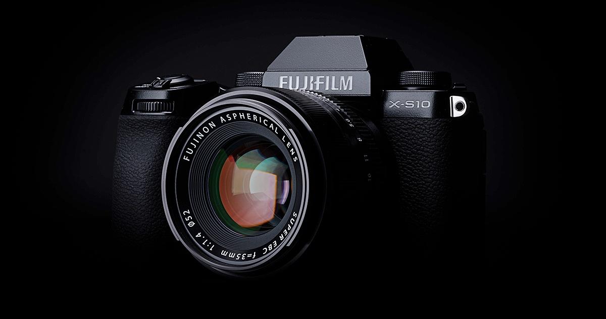 Fujifilm 推出中階無反相機 X-S10,具備六級五軸防震與鎂合金機身
