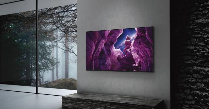 Sony 推出全新 BRAVIA 4K HDR OLED 電視 A8H 系列,搭載平面聲場技術及智慧環境聲光感測黑科技