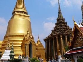 曼谷:過年天氣冷,前往熱情的陽光之都