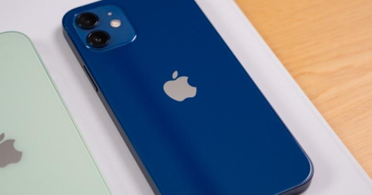 被吐槽最醜卻賣得最好,中國售出的iPhone 12有一半都選「塑膠藍」