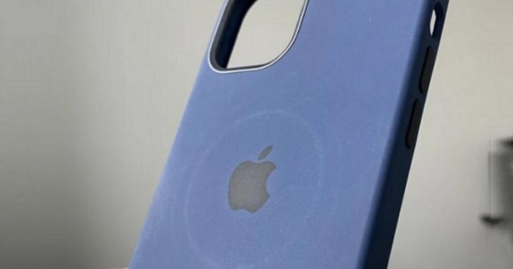 蘋果警告稱MagSafe充電器可能會在皮革保護殼上留下圓形印記