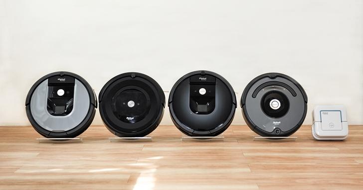 iRobot 雙11祭出多檔優惠:掃+拖地機器人萬元有找、Roomba e5下殺四折