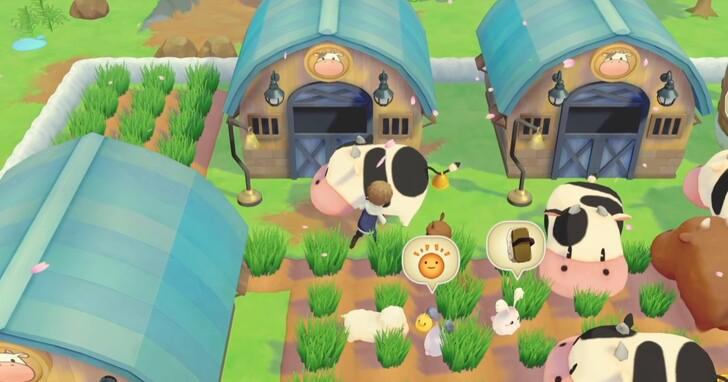 傳說中的《牧場物語》遊戲新作終於登場!續作《橄欖鎮與希望大地》明年 2 月登上 Switch 平台
