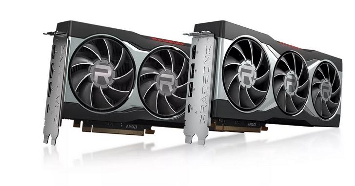 AMD公布Radeon RX 6000三款全新顯卡,在4K遊戲領域與RTX 3000全面對決