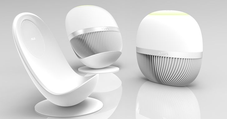 華碩推出PureGo蔬果洗淨偵測器為食安把關