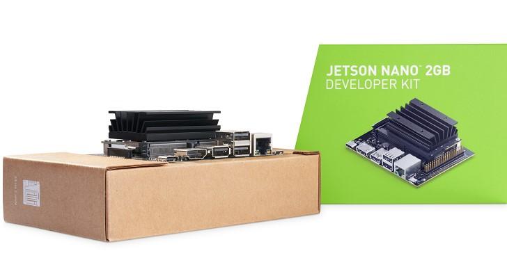 NVIDIA Jetson Nano 2GB動手玩硬體實測篇:規格略減、效能依然充沛