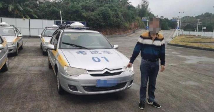 中國一對雙胞胎替考駕照路考,不料被人臉識別系統識破