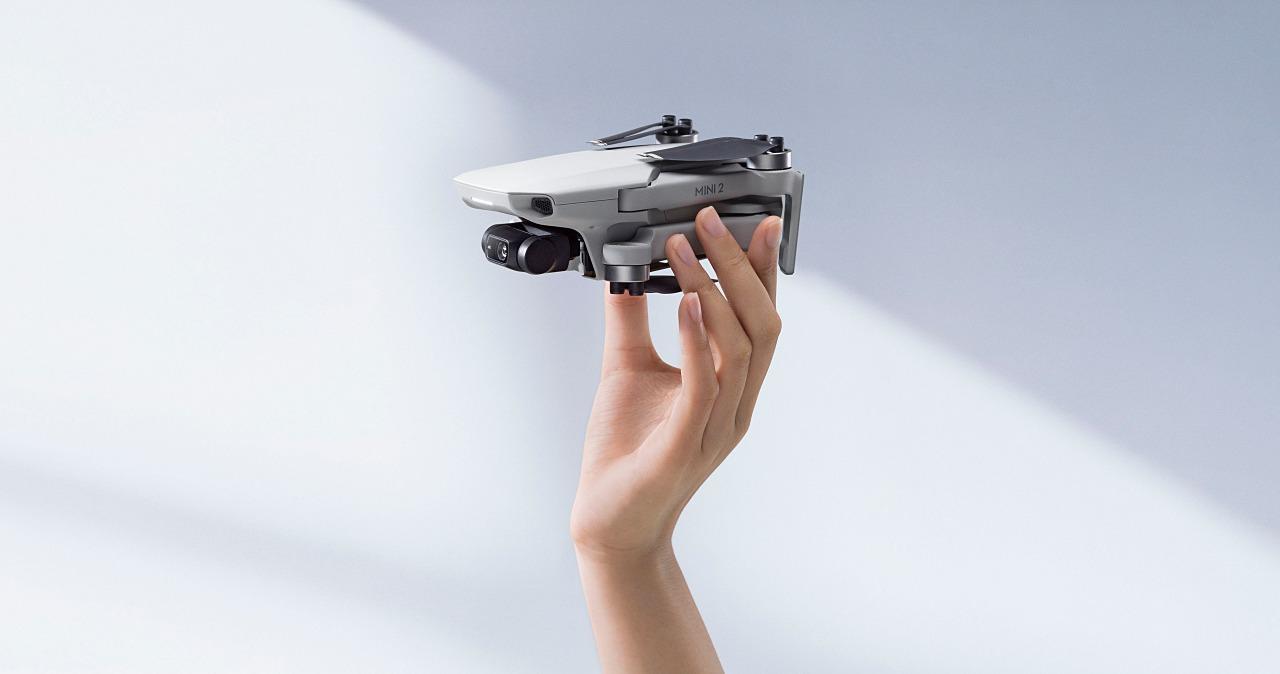 DJI Mini 2 正式發表 升級 4K 畫質 問鼎 2020 最佳入門空拍機