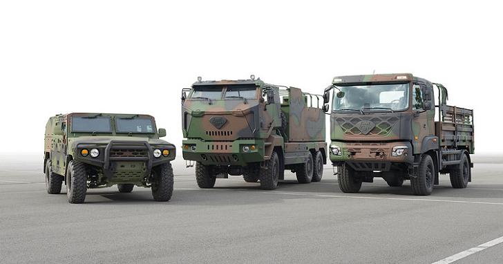 軍用車也有自動駕駛,Kia 為韓國軍隊導入氫燃料動力等新世代技術