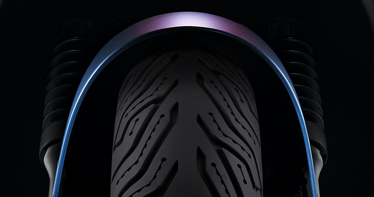 法國輪胎大廠米其林與 Gogoro 合作,打造電動機車專用胎