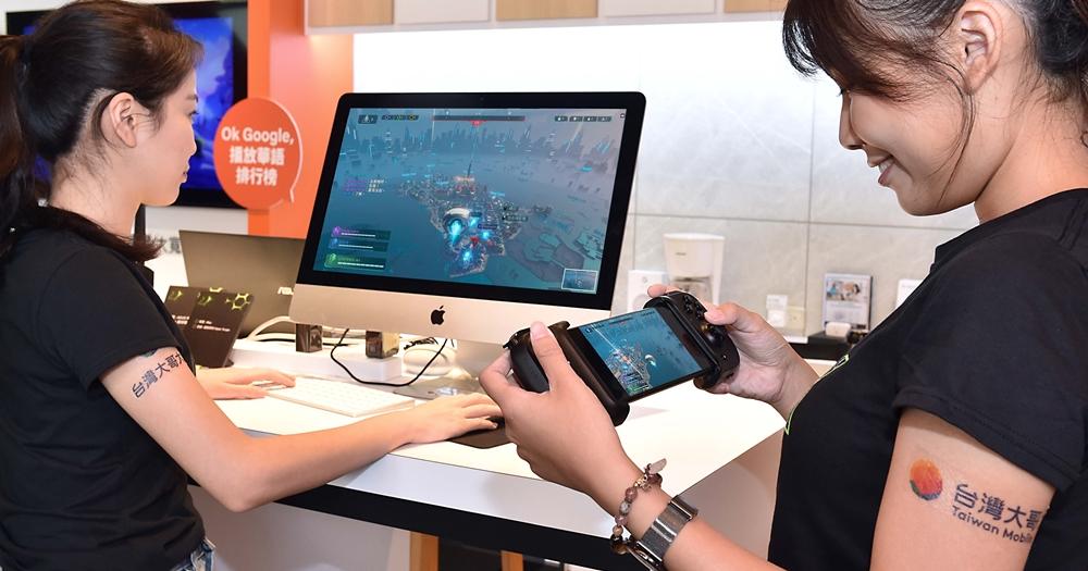 台灣大哥大推 GeForce NOW 雲端遊戲體驗,超過 700 款遊戲現可免費試玩