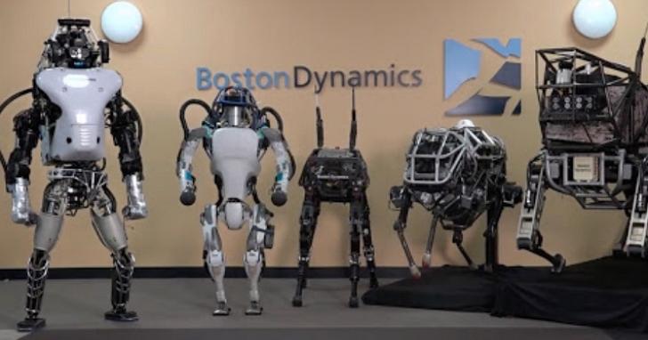 軟銀可能將機器人公司波士頓動力以10億美元出售給韓國現代汽車