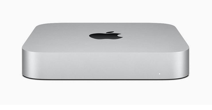 Apple 發表新的 M1 處理器版本 Mac mini,售價台幣 21,900 元