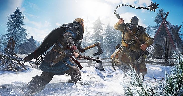《刺客教條:維京紀元》PC 版評測:從部落走向王國的北歐維京史詩