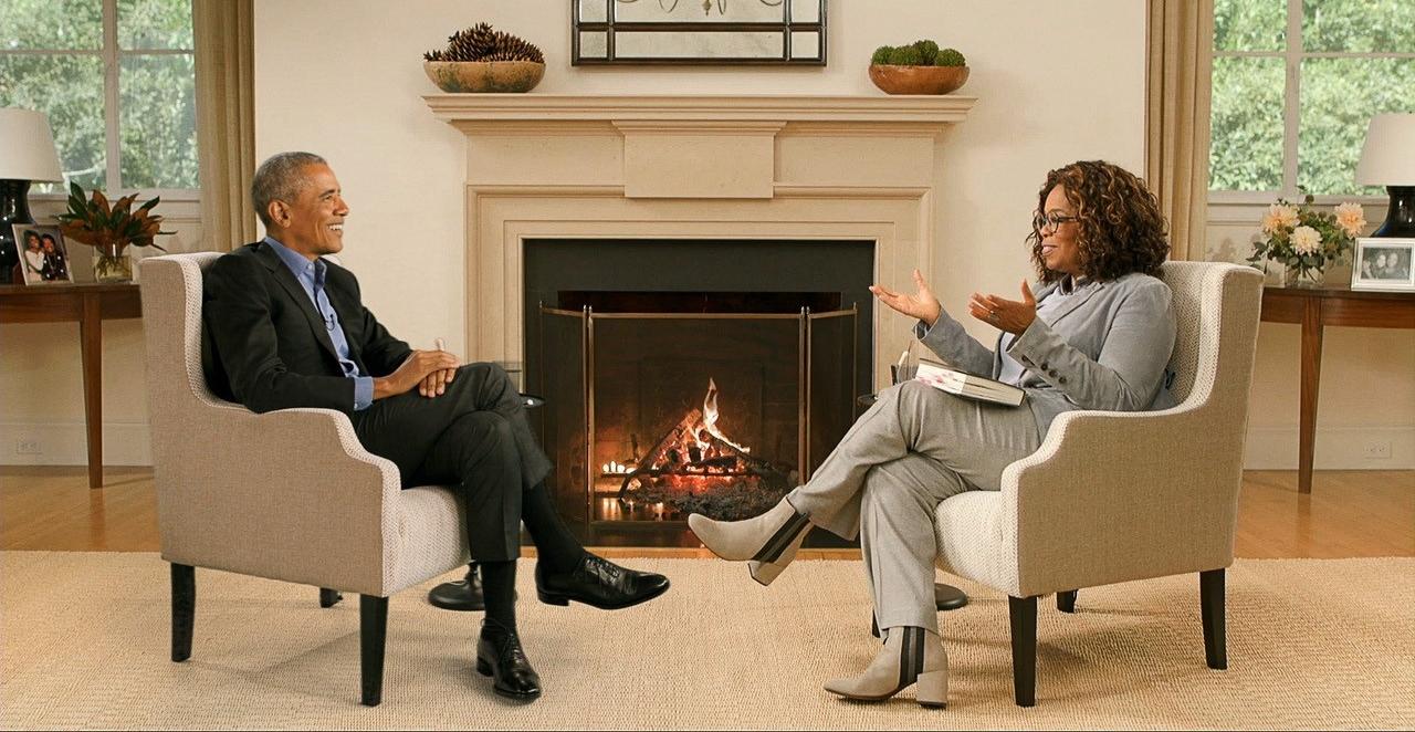 限時免費看!Apple TV+ 《歐普拉名人會客室》專訪前美國總統歐巴馬