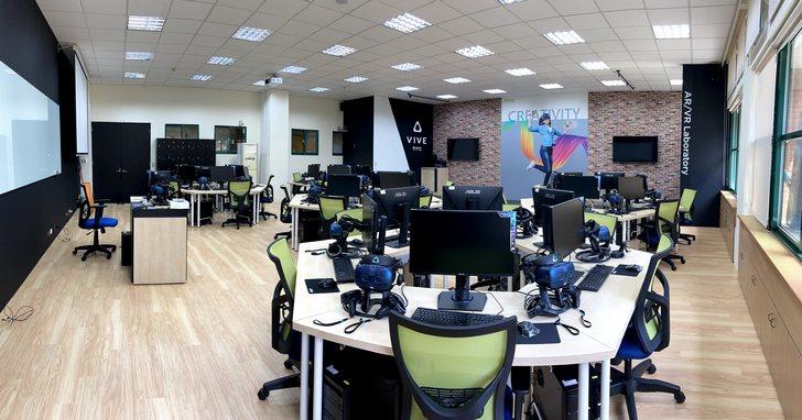 東華大學結盟HTC,成立東台灣首間VR人才培育中心