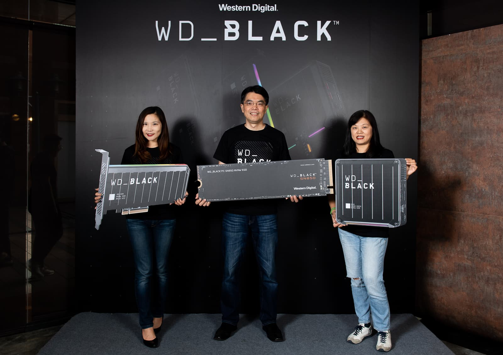 Western Digital WD_BLACK產品系列添生力軍,重新定義次世代遊戲體驗