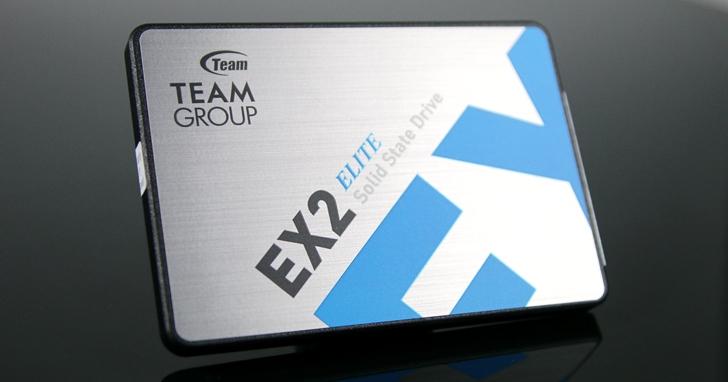 容量、效能兼備的SATA固態硬碟!十銓科技EX2 ELITE 512GB SSD評測