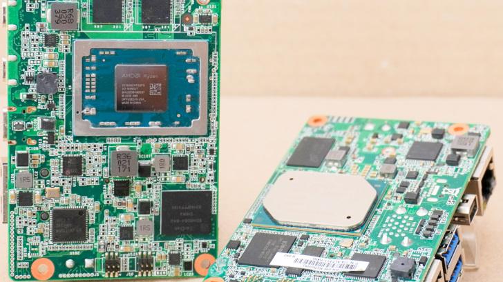 DFI超迷你x86單板電腦動手玩(上):Raspberry Pi尺寸給你AMD、Intel處理器選擇