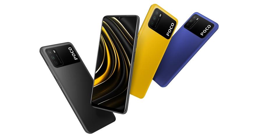 POCO M3 正式發表,POCO 將成為獨立品牌、主打高 CP 值機種