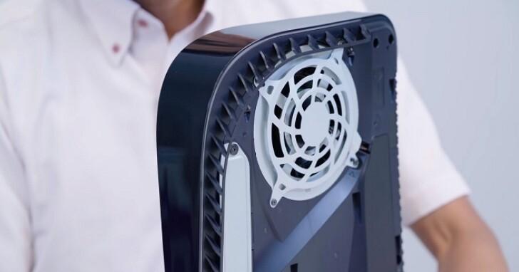 某些PS5主機真的比較吵!外媒拆解5台PS5主機後發現出貨混用三種散熱風扇