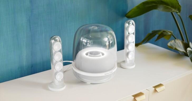 Harman Kardon 在台推出全新 SoundSticks 4 藍牙喇叭系統,售價 12,990 元