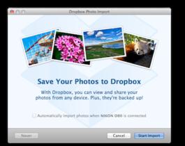 Dropbox 推新 Photo Import 功能,還送你最多 5GB 空間