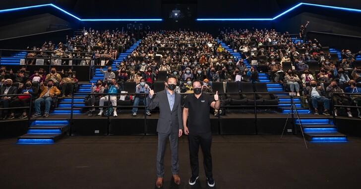 台灣第一座杜比電影院來了!桃園新光影城打造 4K 雙雷射 HDR 劇院