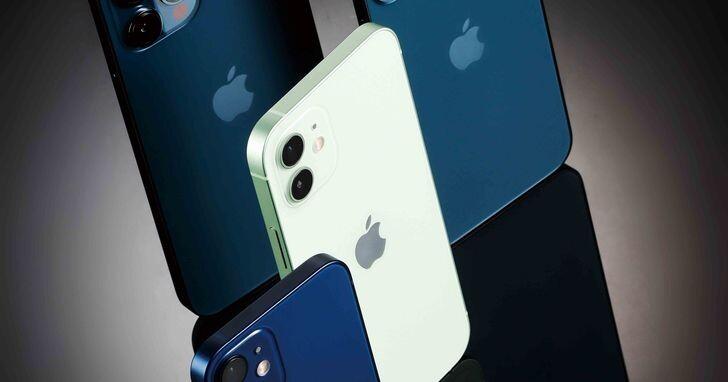 iPhone 12 全系列比一比:iPhone 12 / mini / Pro / Pro Max 重點分析