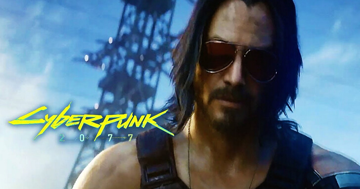 第一個《Cyberpunk 2077》彩蛋!在上市前嘗試啟動遊戲將會發生這件事
