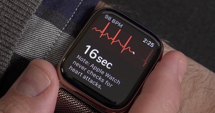 Apple Watch ECG心電圖功能宣布在台開放,12/15隨iOS 14.3、watchOS 7.2更新推出
