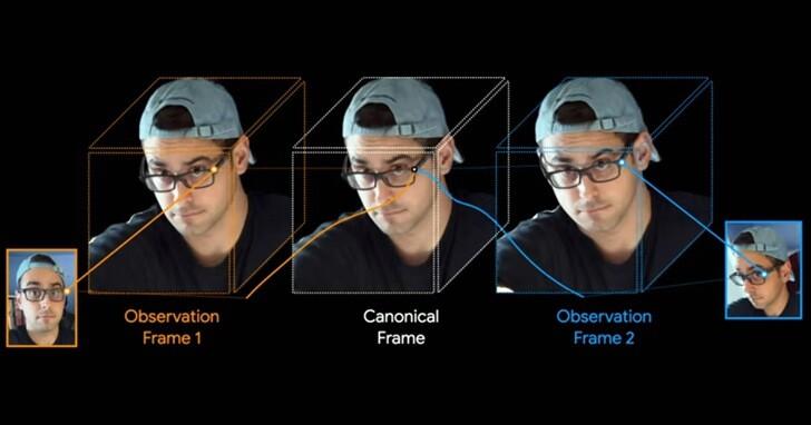 Nerfies可能是「自拍的未來」!裸眼3D時代來了嗎?