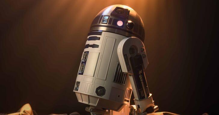「展開您與R2-D2的故事」展覽正式開幕,與R2D2進行近距離互動